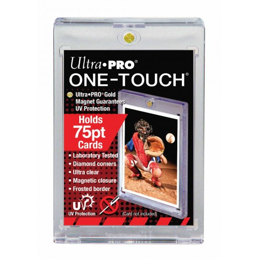 Ultra·Pro One Touch 75pt 卡砖 #81910