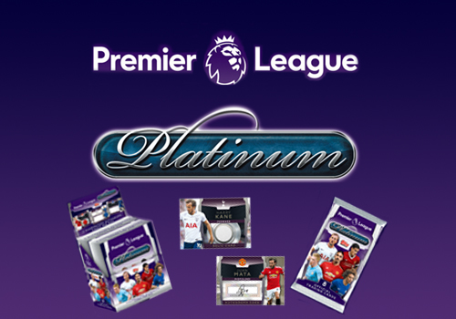Topps 2018 Premier League  Platinum  足球产品简介