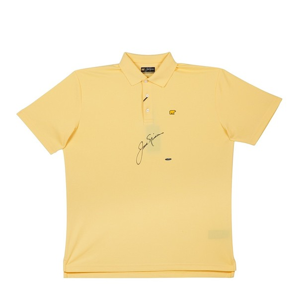 JACK NICKLAUS BANANA CREAM WICK POLO