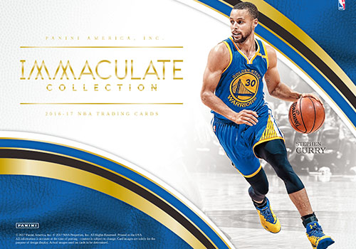 16-17_Immaculate_Collection 篮球 产品简介