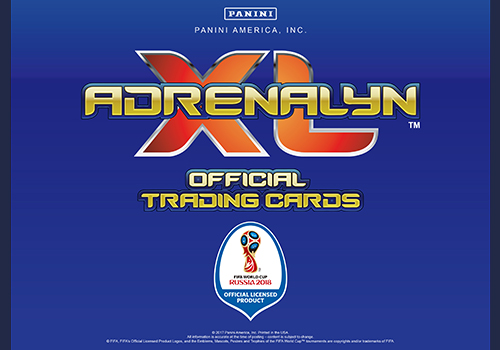 2018年世界杯 Adrenalyn_XL_TCG_PIS 产品简介