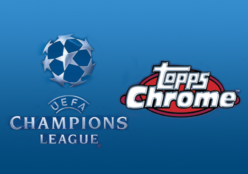 18_Topps Champions League Chrome 产品简介