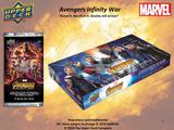 2018 Upper Deck Marvel Avengers: Infinity War