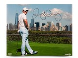 RORY MCILROY AUTOGRAPHED NYC PRINT